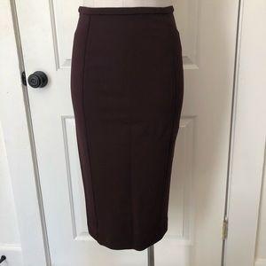 DVF Diane Von Furstenberg Ruthanne Pencil Skirt